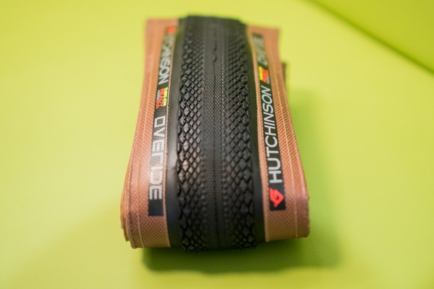 Hutchinson Overide gravel bike tyres