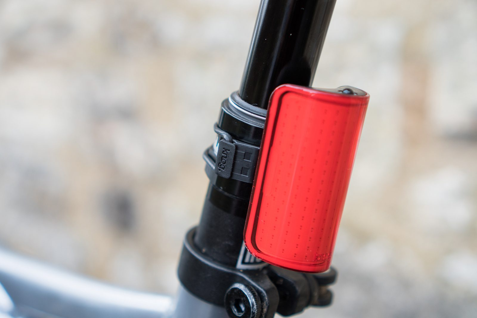 Knog Mid Cobber Rear Bike Light 170 Lumen Bike Tail Light
