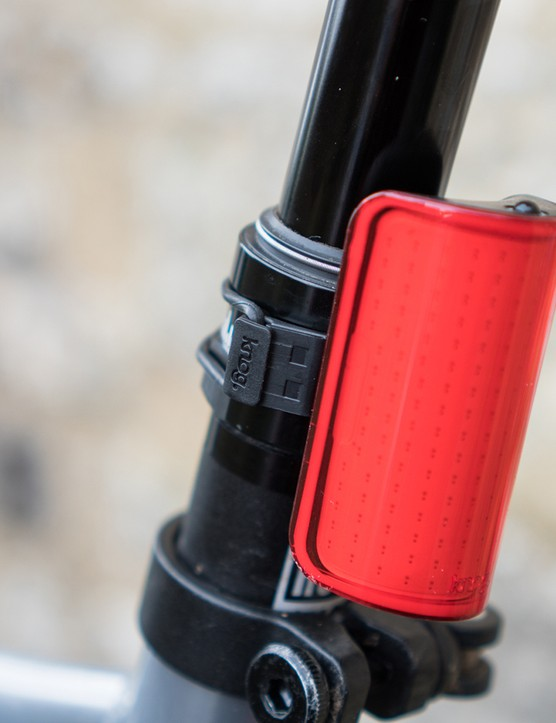 COB Led rear light for mountain bike