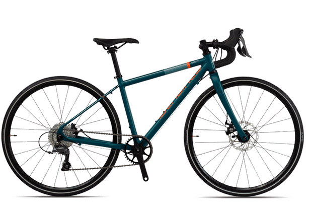 Islabikes Luath 26 in teal