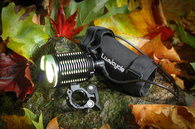 Lumicycle Apogee with Enduro battery