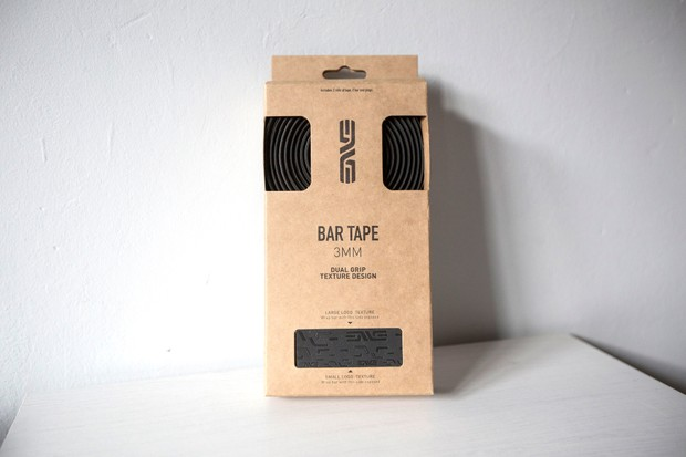 Enve handlebar tape in cardboard box