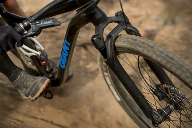 Giant Crest 34 suspension fork