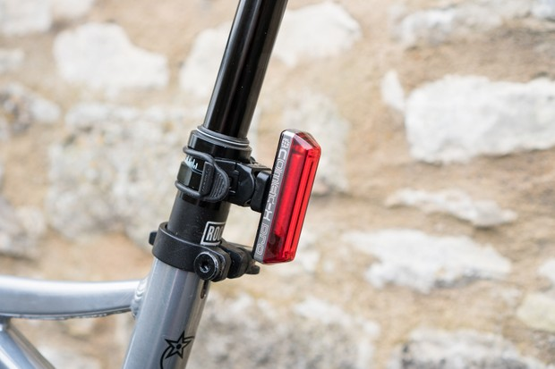 rear light for mountain bike