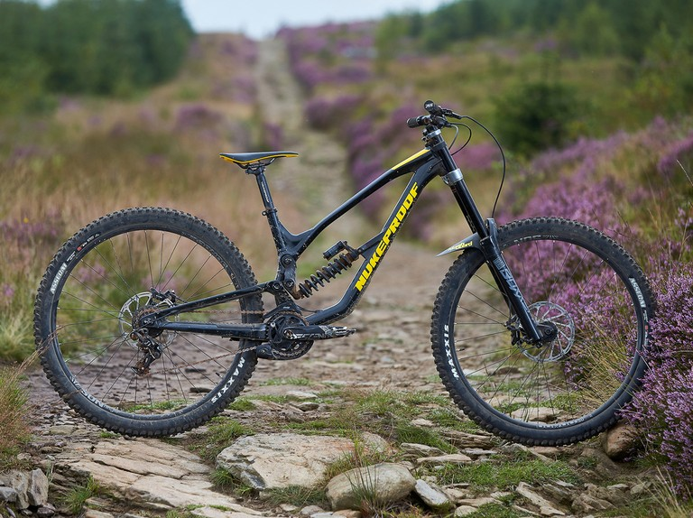 Nukeproof Dissent 290 Comp review