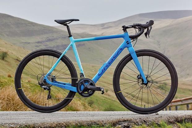 Orbea Gain electric road bike