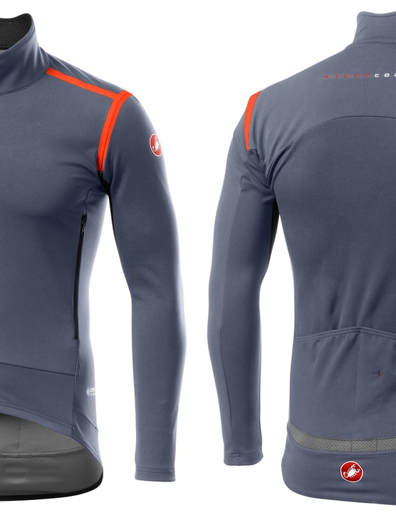 The 2019 Castelli Perfetto RoS Long Sleeve is a long sleeve Gabba RoS.