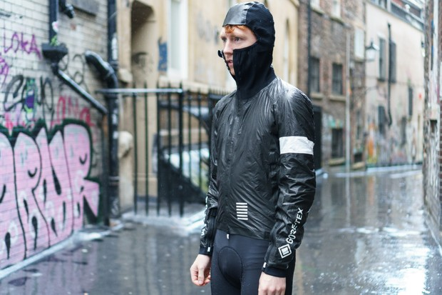 Rapha Pro Team Insulated Gore-Tex Shakedry jacket with Polartec Alpha
