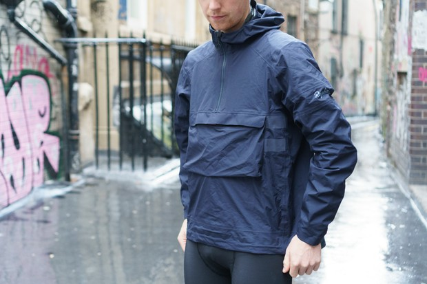 Rapha Explore Hooded Gore-Tex pullover smock