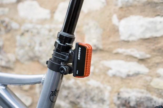 COB Led rear light for mountain bike