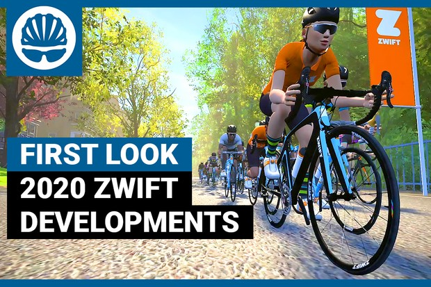 2020 Zwift features