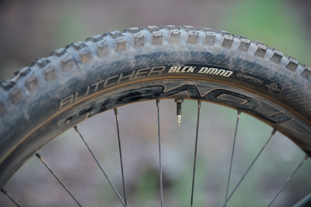 Specialized Butcher tyre