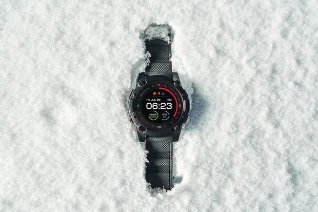 Matrix Technologies PowerWatch smartwatch