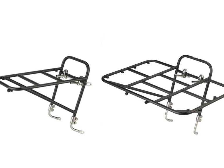 Surly urges riders to stop using 8-pack and 24-pack front racks