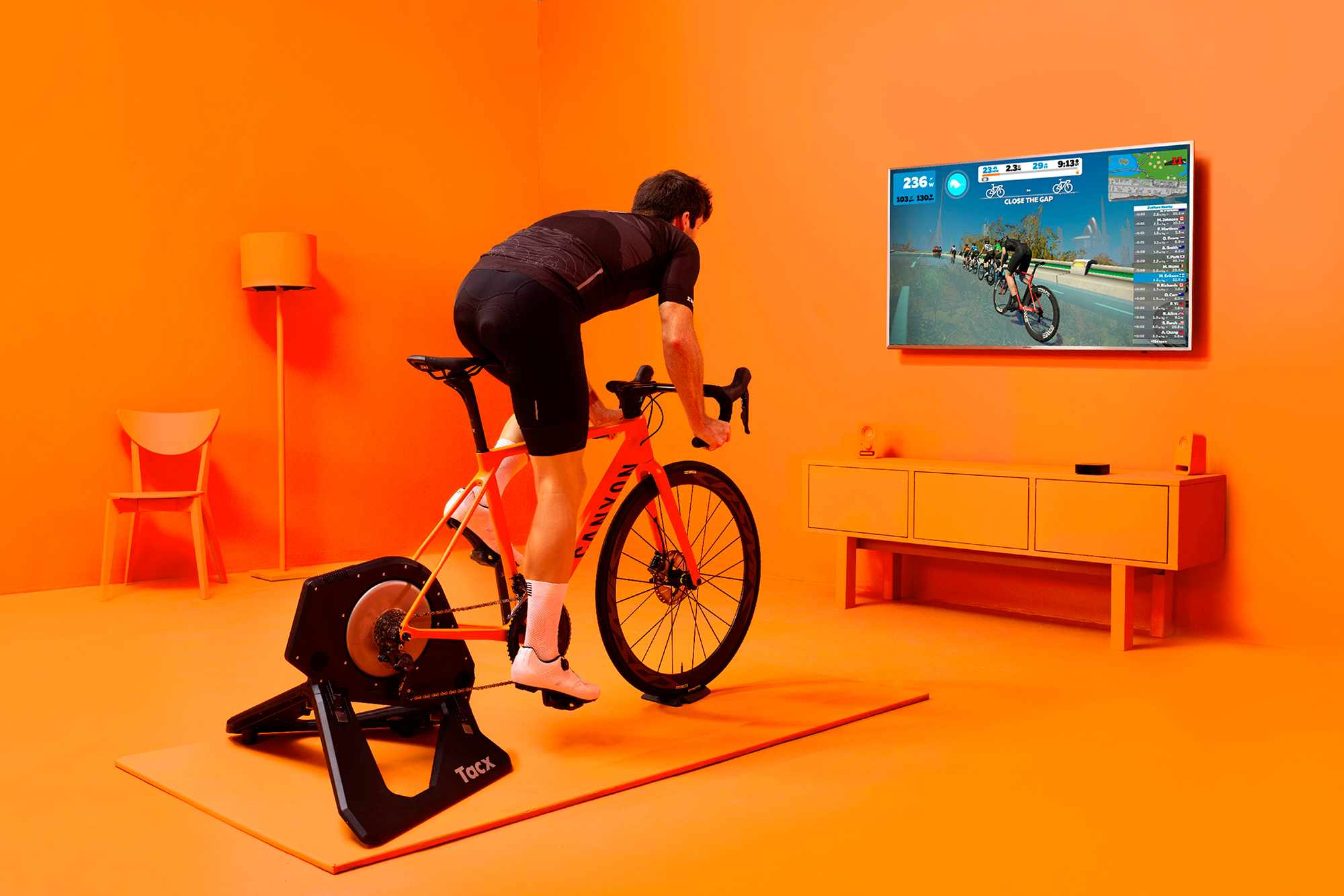 Best Zwift Setup For Every Rider Cheapest Zwift Trainer To Ultimate Setup Bikeradar