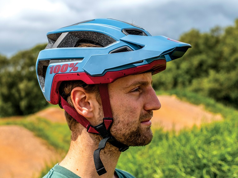 100% Altec helmet review