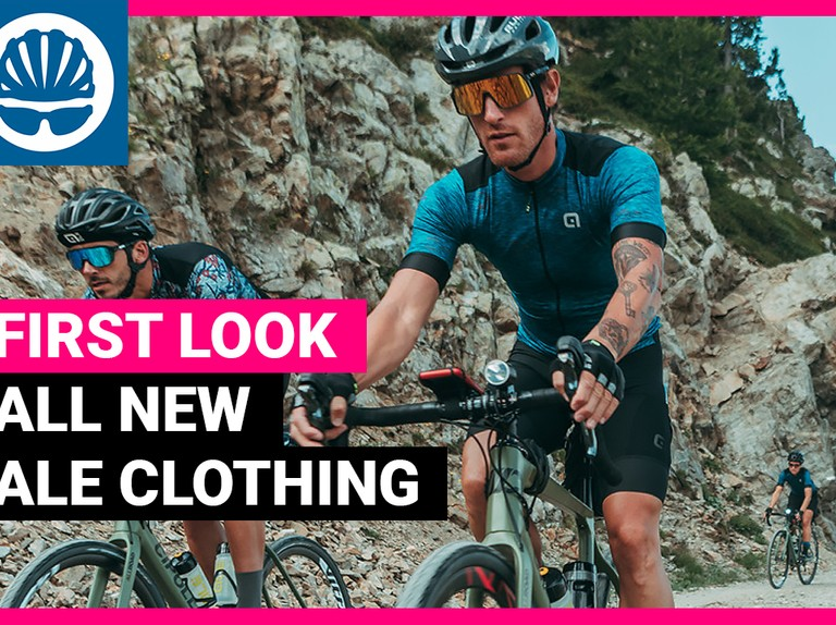 Alé does recycled fabrics, gravel and graphene kit for 2020
