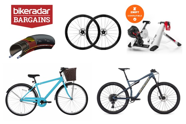 BikeRadar Bargains More Rutland Cycling Black Friday Deals Collage
