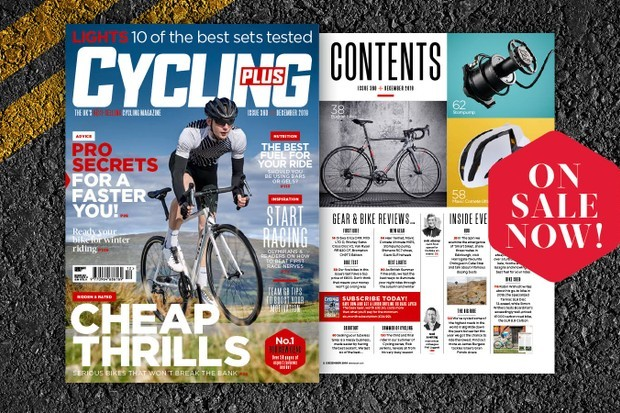 Cycling Plus December is out now!