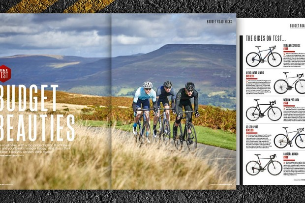 Cycling Plus December issue
