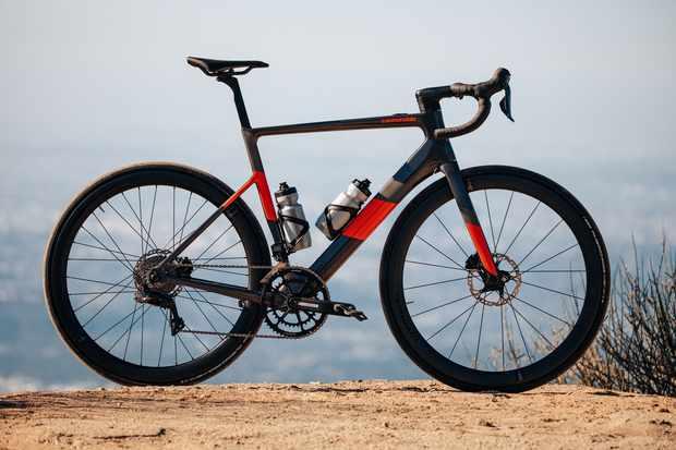 Cannondale e-road bike