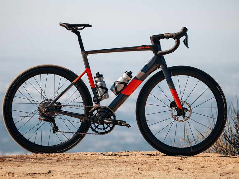 Cannondale electrifies the SuperSix EVO and it weighs just 11.3kg