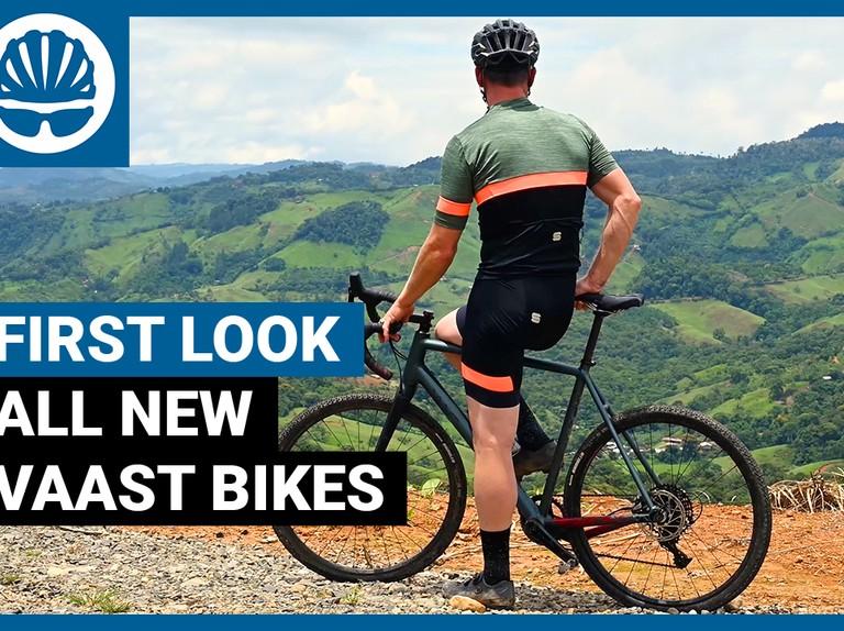 VAAST magnesium bikes | new 2020 range overview