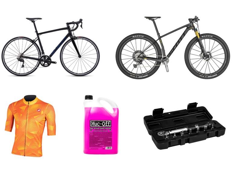 Black Friday bike deals from Tredz | Serious savings on bikes and kit