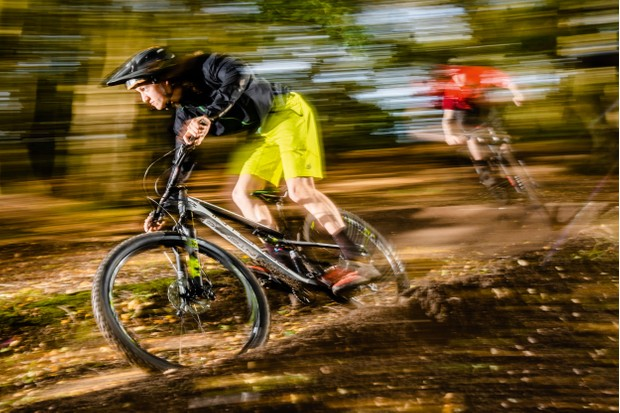 Just how capable, and fun are short travel trail bikes? Photo: Mick Kirkman