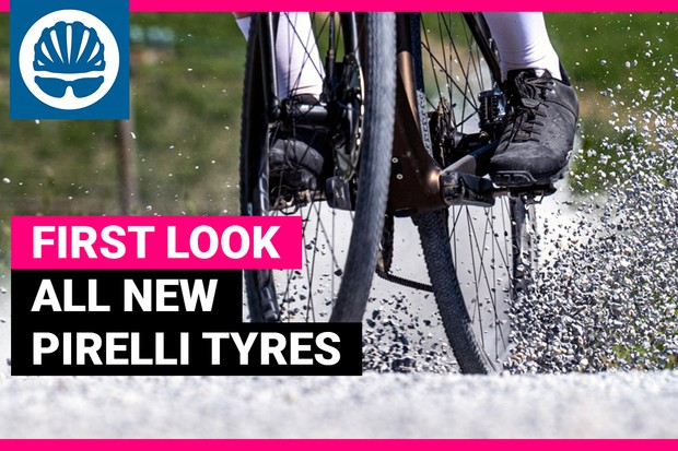 New Pirelli gravel and MTB tyres for 2020
