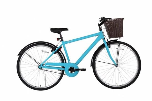 Rutland Cycling Men's Hybrid Bike 2020 Blue