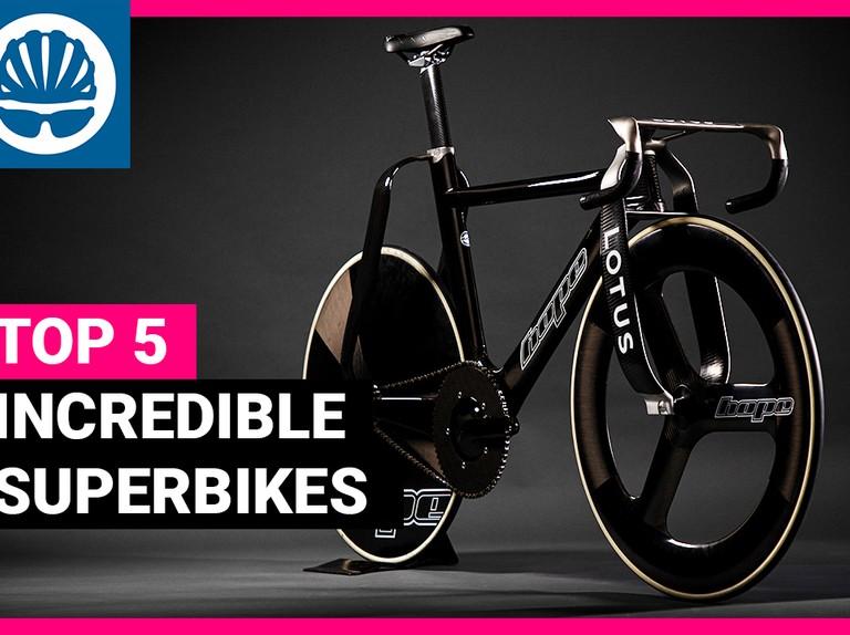 Five stunning, money no object superbikes