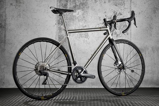 Best titanium road bikes