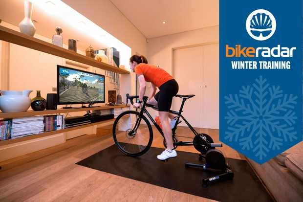 How to take an FTP test on Zwift to kick-start your winter training