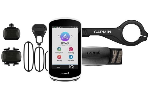 Garmin Edge 1030 Performance Bundle GPS cycling computer