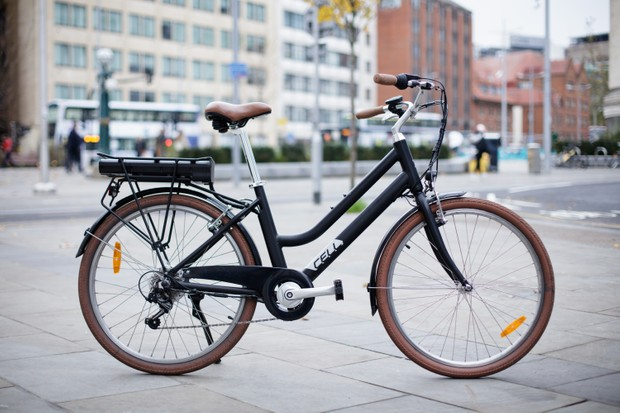 Cell Ultimo 1 0 Electric Bike Review Aldi Electric Town Bike Review Bikeradar