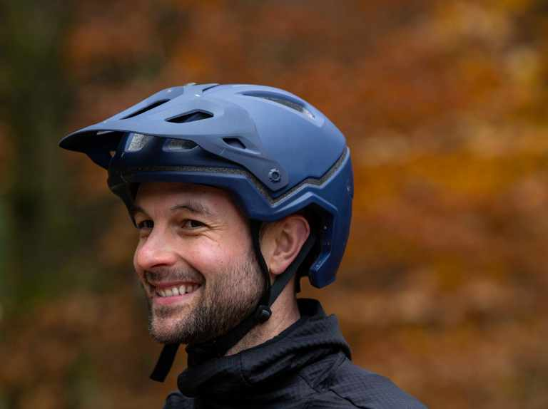 B'Twin All Mountain helmet review