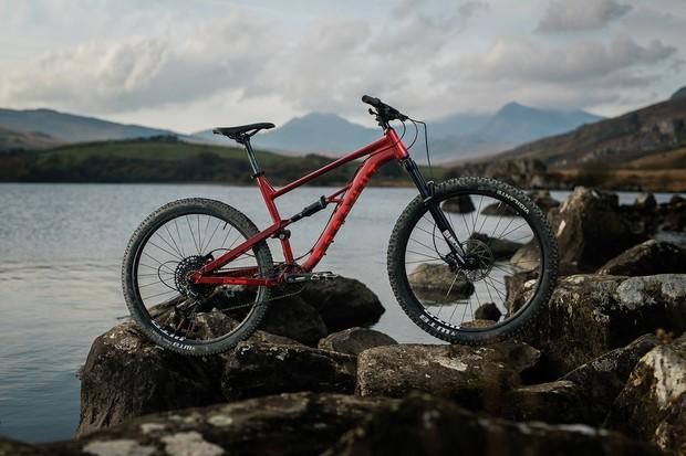 2020 Calibre Bossnut Review Full Suspension Mountain Bikes