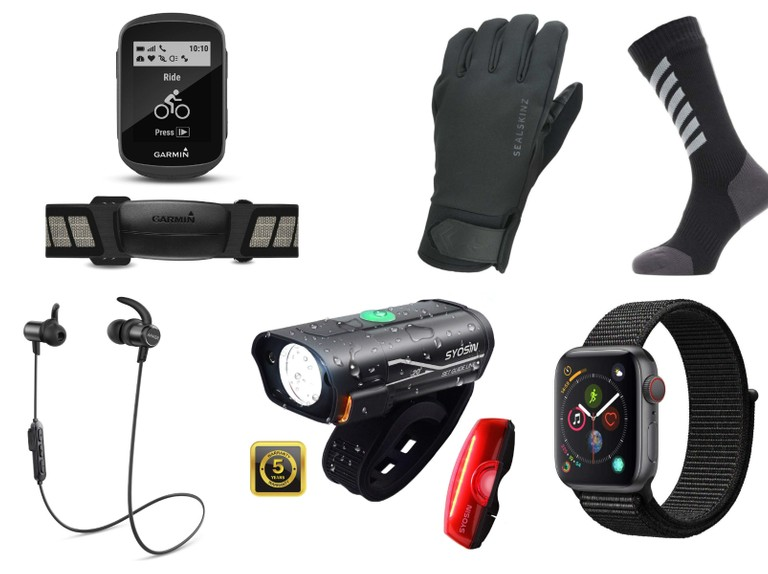 Best Cyber Monday deals for cyclists on Amazon | Save on lights, tools, smartwatches, chamois cream and more