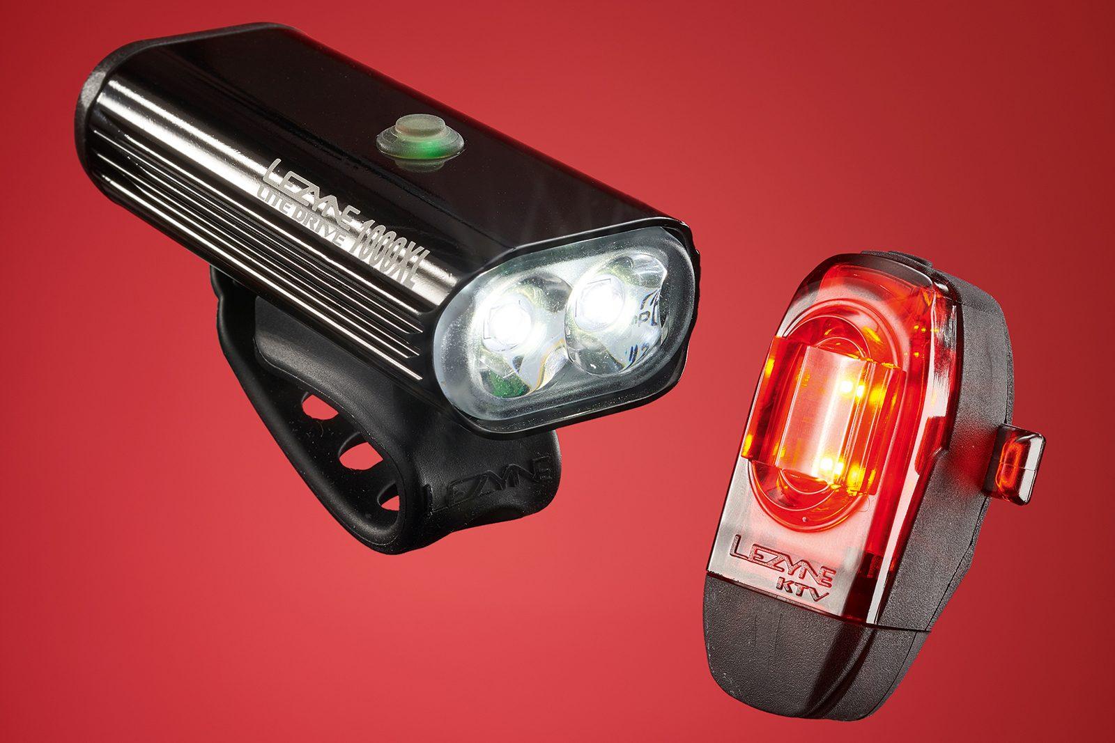 1000 Lumens Lezyne Lite Drive 1000XL Front Light