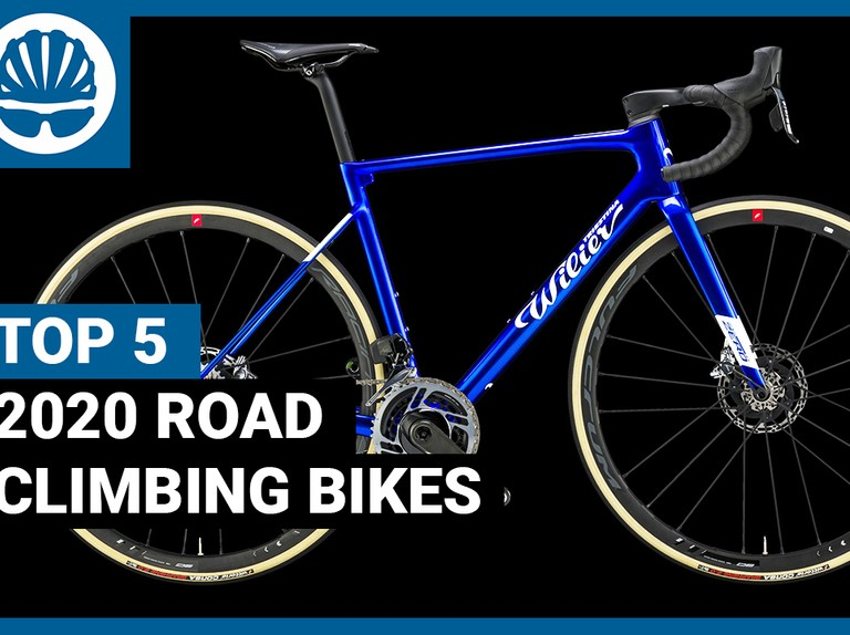 Top 5 climbing bikes | Lightweight machines for when the road points upwards