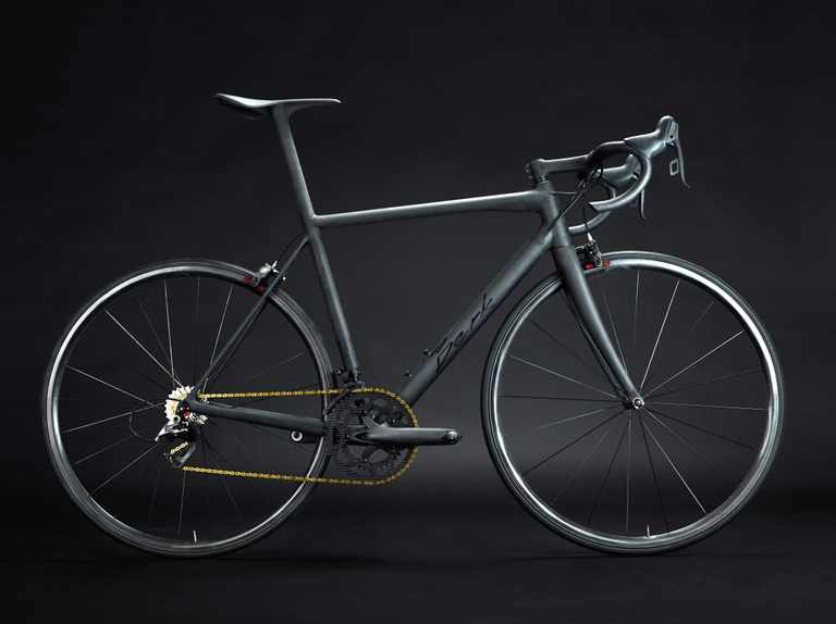 How Berk built this astonishing 3.9kg road bike