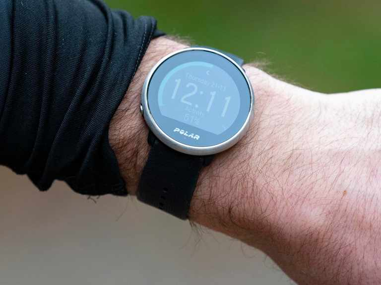 Polar Ignite GPS fitness smartwatch review