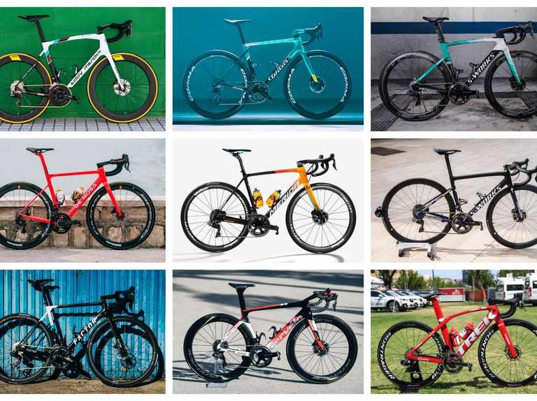 2020 WorldTour bikes guide | Who's riding what this season - BikeRadar