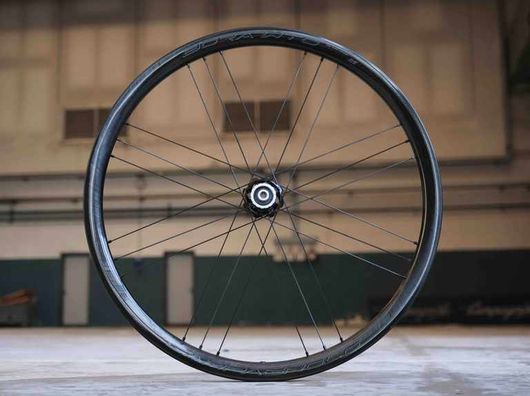Campagnolo's new Bora WTO 33 wheels are designed to be fast in sprints and on climbs