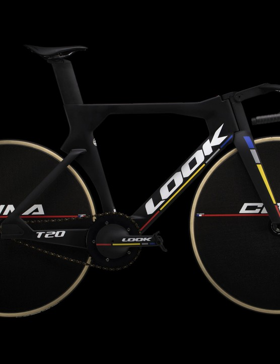 Look T20 Sprint Version Full Bike