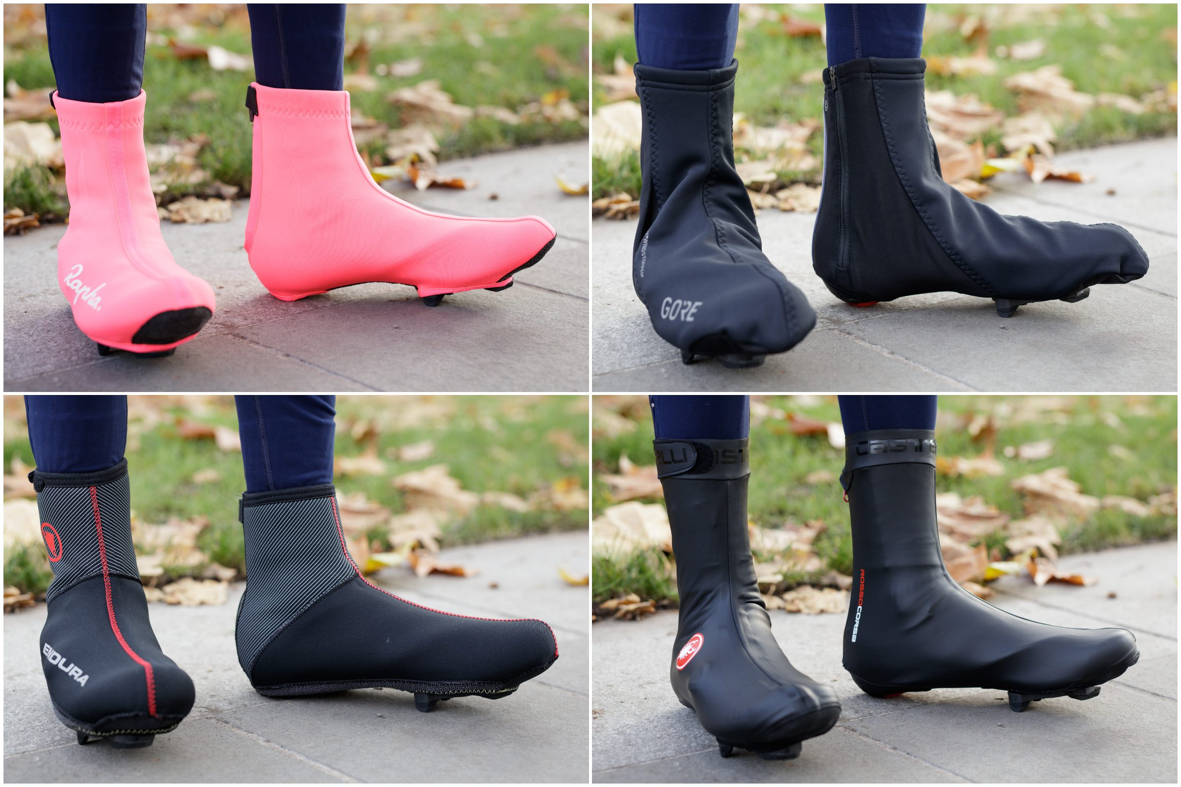 Best cycling overshoes 2020