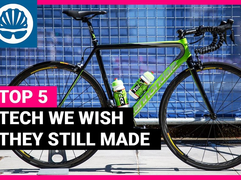 Top 5 road cycling products we wish were still around