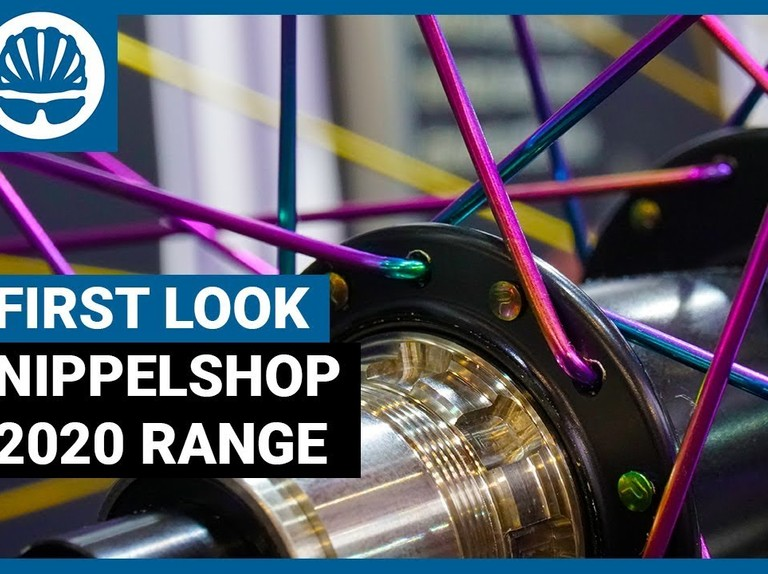 Pillar Spokes from Nippelshop bring aero performance to disc brake wheels