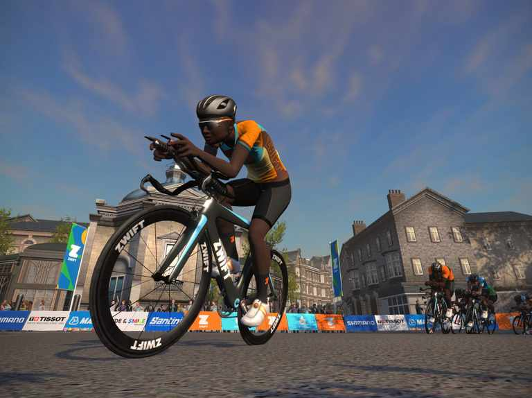 Zwift walkthrough guide | Tricks and shortcuts for the virtual cycling platform